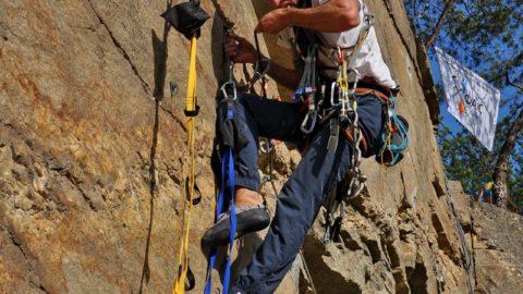 Чемпіонат України з альпінізму в скельному класі