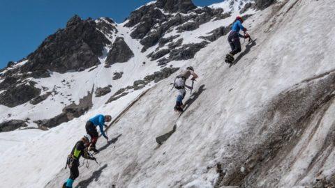 Вітаємо з присвоєннім спортивних розрядов альпіністів м.Києва