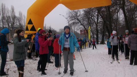 Змагання з бігових лиж – ветерани ФАіС Києва в призах!