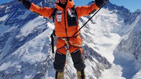 Оголошуємо новий набір в секцію альпінізму для початківців