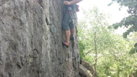 Чемпіонат України з техніки альпінізму у Южноукраїнську. Результати