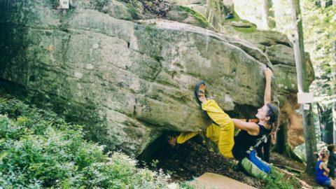 Чемпіонат Львівської області зі скелелазіння на природному рельєфі, результати