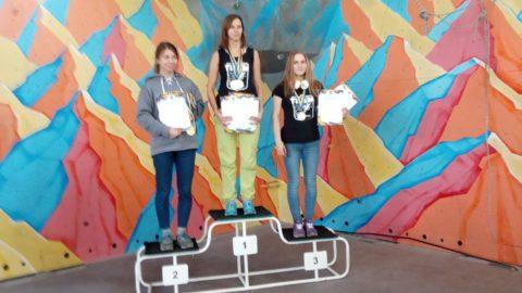 Київські студенти найкращі скелелази