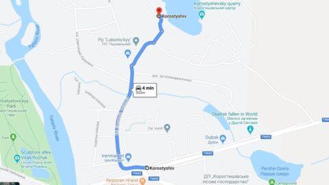 Чемпіонат Києва з техніки альпінізму на природному рельєфі «Кримські зв'язки 2020» – схема проїзду, зміни в програмі!