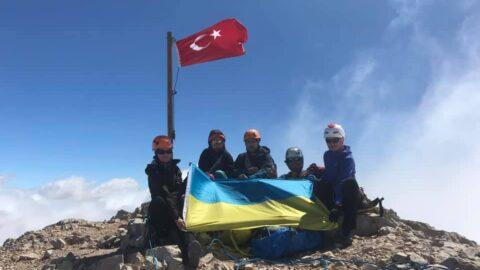Альпіністські збори у Туреччині
