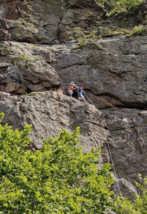 Чемпіонат з техніки альпінізму на скелях Южноукраїнська запрошуємо учасників та вболівальників!