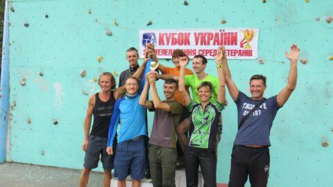 Кубок України серед ветеранів в Одесі- результати