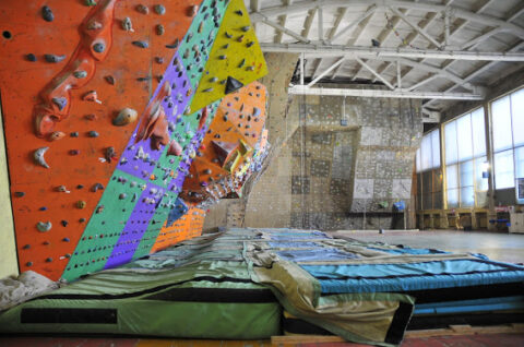 Завтра, 11 травня, скеледром НАУ відновлює роботу!