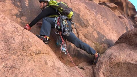 Київські альпіністи повернулись зі зборів у Синайських горах