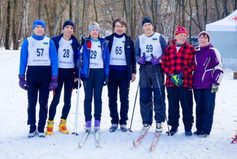 Запрошуємо на змагання з бігових лиж у Голосієво у неділю 21 лютого!