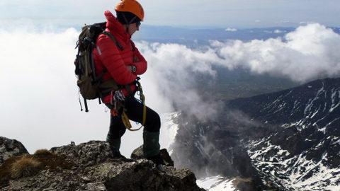 Запис в секцію альпінізма