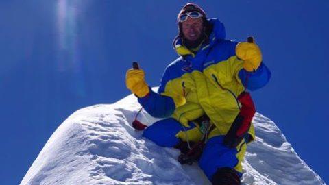 Українські альпіністи на Манаслу!