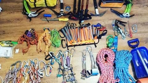 Нові правила змагань з альпінізму
