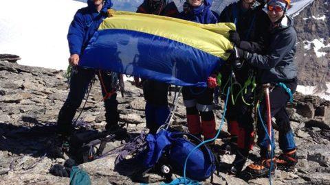 Навчально-тренувальний виїзд в італійські Альпи завершено. Звіт та фото від Оксани Ревчук