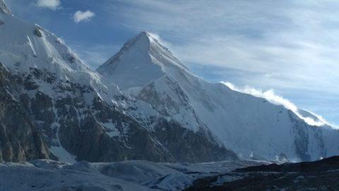Київські альпіністи підкорили Хан-Тенгрі (7010 м)