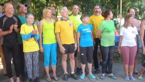 Протоколи та Фото Чемпіонату України зі скелелазіння серед ветеранів у Одесі