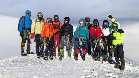 Альпвиїзд у зимові Карпати відбувся!