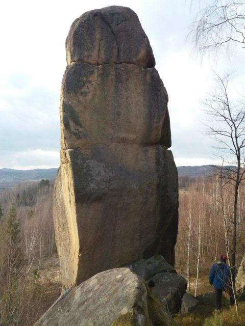 Ямельниця – величезний скельний район, болдеринг, трєд та майже альпінізм