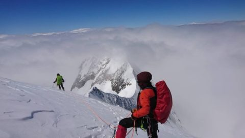 Травневі свята в італійських Альпах