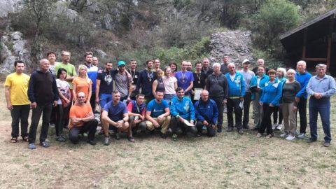 Оксана Ревчук про Чемпіонат України за альпінізму у в Болгарії