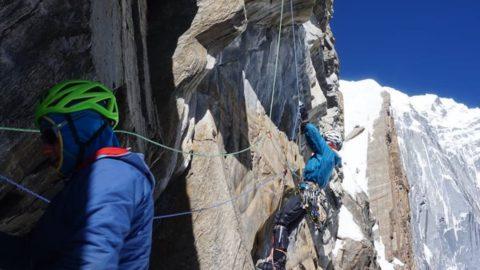 Аннапурни III 7555 метрів, спроба сходження українською командою