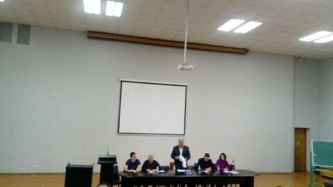 Вчора у Києві завершилась звітна виборча Конференція ФАіС України