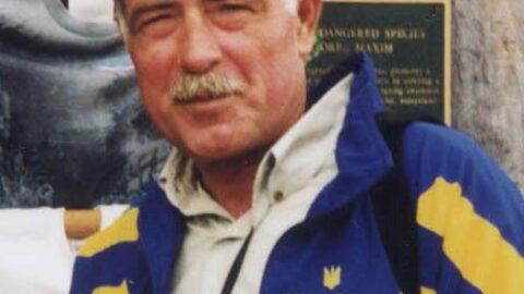 Пішов з життя відомий київський альпініст Павло Францевич Славинський (17.08.40-25.04.21)